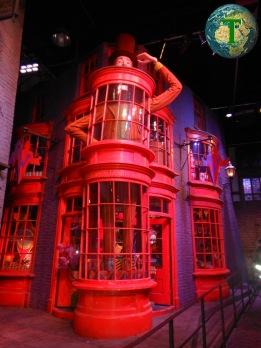 Tiri Vispi Weasley - Harry Potter Studio Tour